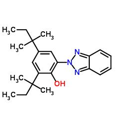 Suministro 2- (2H-benzotriazol-2-il) -4,6-ditertpentilfenol CAS:25973-55-1