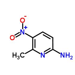 Suministro 6-metil-5-nitropiridin-2-amina CAS:22280-62-2