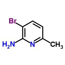 Suministro 2-amino-3-bromo-6-metilpiridina CAS:126325-46-0