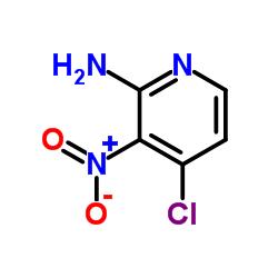 Suministro 2-amino-4-cloro-3-nitropiridina CAS:6980-08-1