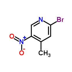 Suministro 2-bromo-4-metil-5-nitropiridina CAS:23056-47-5