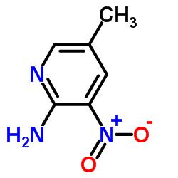 Suministro 5-metil-3-nitropiridin-2-amina CAS:7598-26-7
