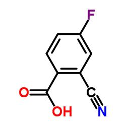 Suministro Ácido 2-ciano-4-fluorobenzoico CAS:1214369-42-2