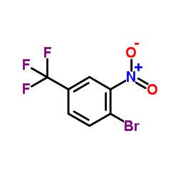 Suministro 4-bromo-3-nitrobenzotrifluoruro CAS:349-03-1
