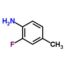 Suministro 2-fluoro-4-metilanilina CAS:452-80-2
