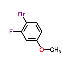 Suministro 4-bromo-3-fluoroanisol CAS:458-50-4