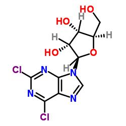 Suministro 2,6-dicloropurina-9-b-D-ribósido CAS:13276-52-3