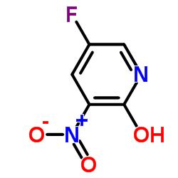 Suministro 5-fluoro-2-hidroxi-3-nitropiridina CAS:136888-20-5