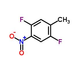 Suministro 1,4-difluoro-2-metil-5-nitrobenceno CAS:141412-60-4