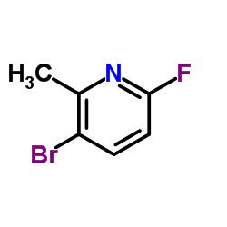 Suministro 3-bromo-6-fluoro-2-metilpiridina CAS:375368-83-5