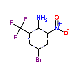 Suministro 4-bromo-2-nitro-6- (trifluorometil) anilina CAS:157026-18-1
