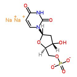 Suministro Sal disódica de 2'-desoxiuridina 5'-mono-fosfato CAS:42155-08-8