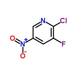 Suministro 2-cloro-3-fluoro-5-nitropiridina CAS:1079179-12-6