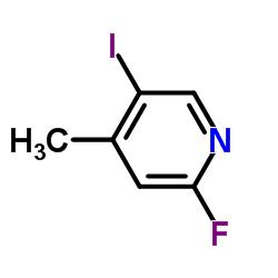 Suministro 2-fluoro-5-yodo-4-metilpiridina CAS:1184913-75-4