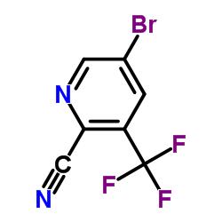 Suministro 5-bromo-3- (trifluorometil) -2-piridinacarbonitrilo CAS:1214377-57-7