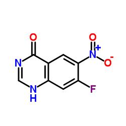 Suministro 7-fluoro-6-nitro-4-hidroxiquinazolina CAS:162012-69-3