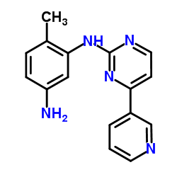 Suministro 4-metil-N3- [4- (3-piridinil) -2-pirimidinil] -1,3-bencendiamina CAS:152460-10-1