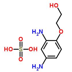 Suministro 2- (2,4-diaminofenoxi) etanol sulfato CAS:70643-20-8
