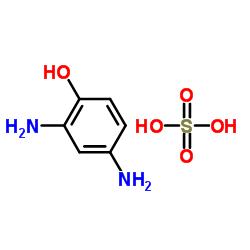 Suministro 2,4-diaminofenol sulfato CAS:74283-34-4