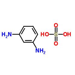 Suministro 1,3-diaminobenceno sulfato CAS:541-70-8