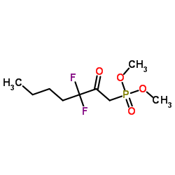 Suministro Dimetil (3,3-difluoro-2-oxoheptil) fosfonato CAS:50889-46-8