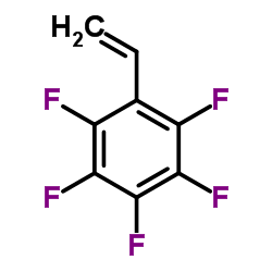 Suministro 2,3,4,5,6-pentafluoroestireno CAS:653-34-9