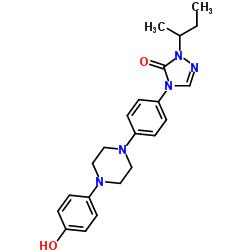Suministro 2,4-DIHYDRO-4 - [(4- (4-HYDROXYPHENYL) -1-PIPERAZINYL) PHENYL] -2- (1-METHYLPROPYL) -3H-1,2,4-TRIAZOLE-3-ONE CAS:106461-41-0