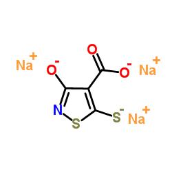 Suministro Ácido 3-oxo-5-sulfanil-1,2-tiazol-4-carboxílico, sodio CAS:76857-14-2