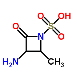 (2S)-trans-3-Amino-2-methyl-4-oxoazetidine-1-sulphonic acid