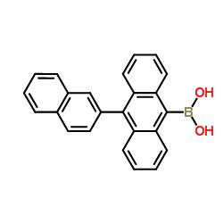 10-(2-Naphthyl)Anthracene-9-Boronic Acid