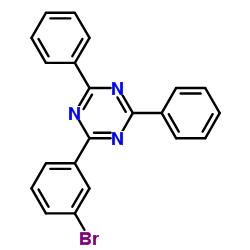 Suministro 2- (3-bromofenil) -4,6-difenil-1,3,5-triazina CAS:864377-31-1