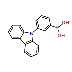 Suministro Ácido (3- (9H-Carbazol-9-il) fenil) borónico CAS:864377-33-3