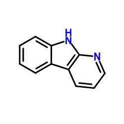 Suministro 9H-pirido [2,3-b] indol CAS:244-76-8