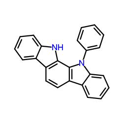 Suministro 11-fenil-11,12-dihidroindolo [2,3-a] carbazol CAS:1024598-06-8