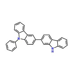 Suministro 9'-fenil-9H, 9'H-2,3'-bicarbazol CAS:1345202-03-0
