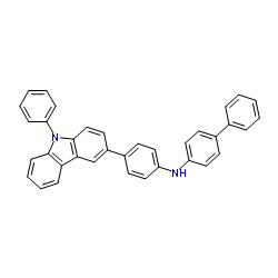 Suministro 4-fenil-N- [4- (9-fenilcarbazol-3-il) fenil] anilina CAS:1160294-96-1