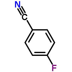 Suministro 4-fluorobenzonitrilo CAS:1194-02-1