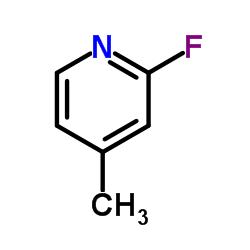 Suministro 2-fluoro-4-metilpiridina CAS:461-87-0