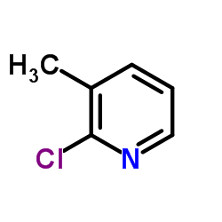 Suministro 2-cloro-3-picolina CAS:18368-76-8
