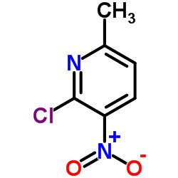 Suministro 6-cloro-2-metil-3-nitropiridina CAS:22280-60-0