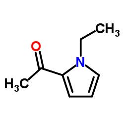 Suministro 2-acetil-1-etilpirrol CAS:39741-41-8
