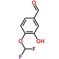 Suministro 4-difluorometoxi-3-hidroxibenzaldehído CAS:151103-08-1