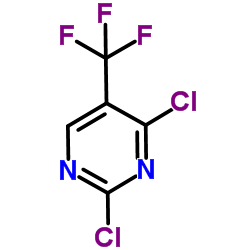 Suministro 2,4-dicloro-5- (trifluorometil) pirimidina CAS:3932-97-6