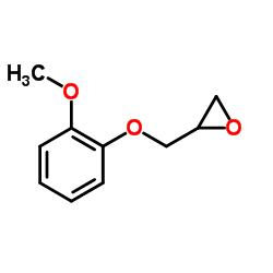 2-[(2-methoxyphenoxy)methyl]oxirane