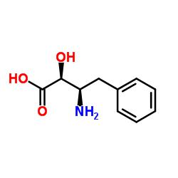 Suministro Ácido (2S, 3R) -3-amino-2-hidroxi-4-fenilbutírico CAS:59554-14-2