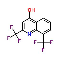 Suministro 2,8-bis (trifluorometil) -1H-quinolin-4-ona CAS:35853-41-9