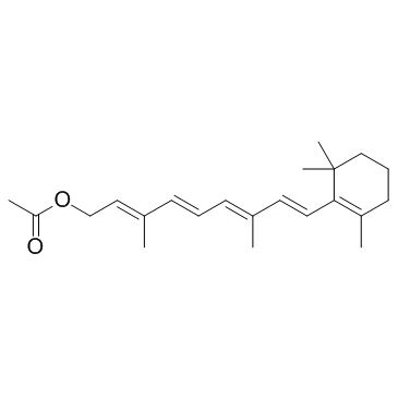 Suministro Acetato de retinilo CAS:127-47-9