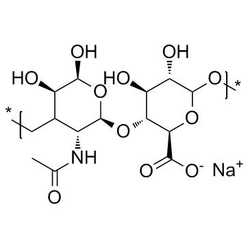 Suministro Hialuronato de sodio CAS:9067-32-7