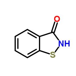 Suministro benzo [d] isotiazol-3-ona CAS:2634-33-5