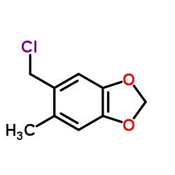 Suministro 5- (clorometil) -6-metil-1,3-benzodioxol CAS:117661-72-0